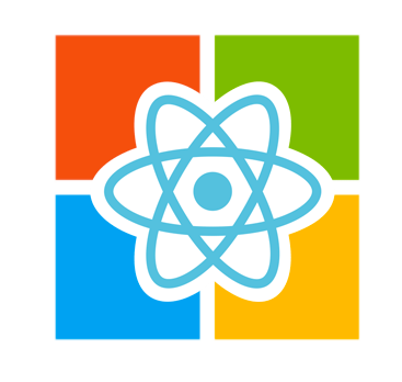 Microsoft released their TypeScript/React boilerplate project