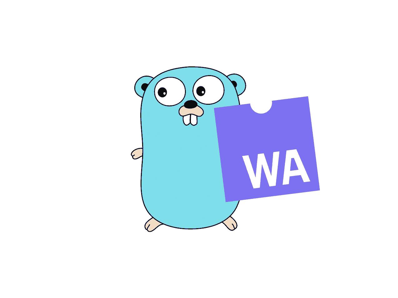 WebAssembly support lands in Go language: golang wasm/js
