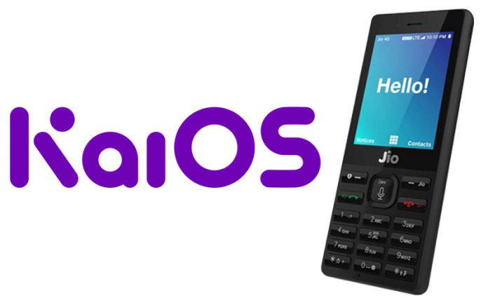 KaiOS now 2nd most popular mobile OS after Android in india